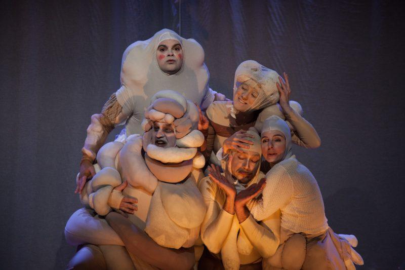 Bande de bouffons - Théâtre du Tandem crédit photo : Barbara Beranek